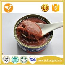 Alimentos Halal Cat com certificação ISO Alimentos enlatados