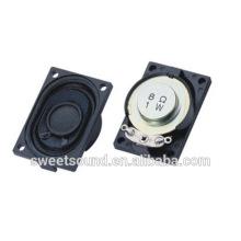 Haut-parleur 40mm carré 8ohm Micro transducteur haut-parleur