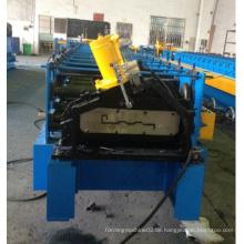 Für Verkauf CE & ISO zertifiziert Vollautomatische vollautomatische Deck Boden Roll Forming Machine