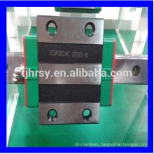 Hiwin EGW35CA linear guide rail and block