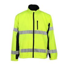 Подгонянная светоотражательная куртка хлопка