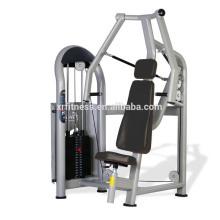 XR6602 Xinrui equipamentos de fitness fábrica Sentado Chest Press máquina