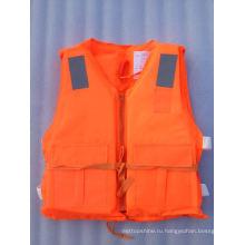 Китай Промышленная рабочая одежда Безопасность Профессиональный спасательный жилет жилет