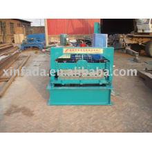 Профилегибочная машина для производства цветных плиток JCH760