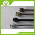 Proveedor de China Alta calidad barra de cortina de acero inoxidable extensible