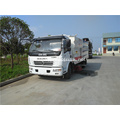 Dongfeng 4x2 multi-purpose all-suction sweeper truck