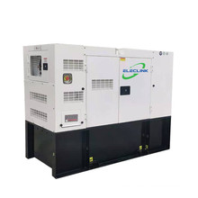 100kva Super Silent Type Diesel Generator Coupling With Duetz Engine BF4M2012CG1 For Sales