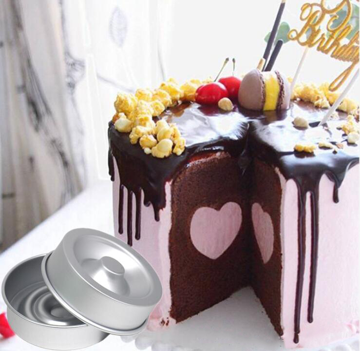 8 Inch Aluminium Alloy Surprise Inside cake Mold (2)
