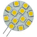 G4 LED Bulb of 12 LED 5050 (GN-HP-WW1W12-G4)