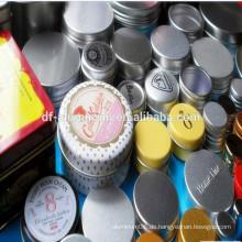 Heißer Verkauf Aluminiumglas / Dose für das Verpacken der kosmetischen Sahne