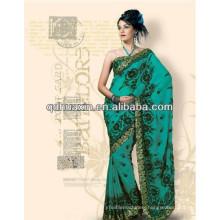 Sari clothing weaving machine