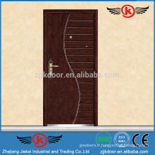 JK-A9018 Grille de porte principale blindée Grille de fer forgé