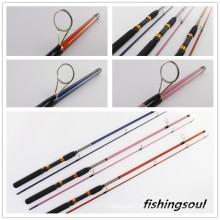 gros matériel de pêche chinois filature canne à pêche