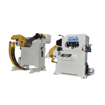 Nc Servo Alimentador Uncoiler Straightener for Press
