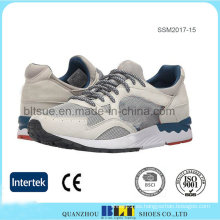 Calzado deportivo de running con forro de tela suave para hombre