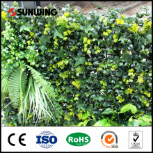 Best selling vertical faux artificial leaves for decoration