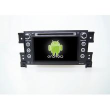 7-дюймовый DVD-плеер автомобиля GPS для Сузуки Гранд Витара с зеркалом-ссылка GPS автомобиля