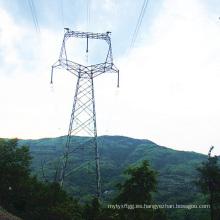 220 kV Torre de Transmisión de Potencia de Ángulo de Owl-Type