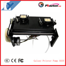 Galaxy Ud-1812LC / Ud-2112LC / Ud-2512LC/3212 LC Printer Dual Printhead Capping System Capping Station Pump Assy
