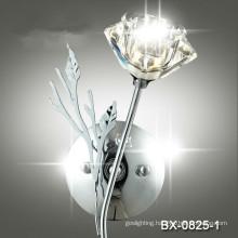 Newest Fashion Modern Flower Crystal Wall Lamp Bx-0825/1