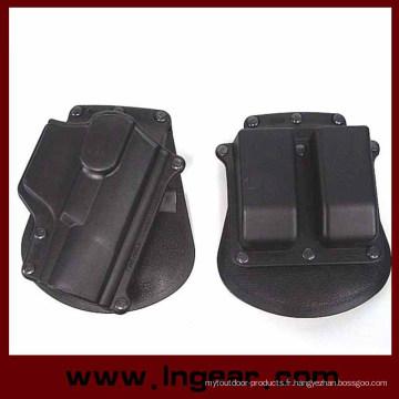Pistolet de Rh Wa99 tactique Walther P99 & Magazine Paddle Holster