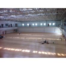 Крытый/напольный ПВХ спортивный Пол для баскетбола деревянный узор
