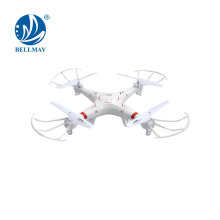 2,4 GHz RC Drone Mano Lanzamiento Hovering Multicopter 4,5 Channel 6 Axis Girocompás Helicóptero Headless & Speed ​​Ajustar RC Quadcopter
