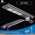 DELIGHT Todo-en-uno Solar Power Smart Led Farola