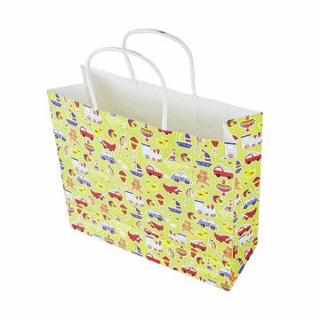 Bolsa de papel Kraft Bolsa de papel de regalo