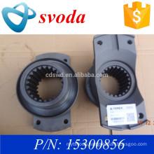yoke 15300856 for terex heavy duty truck parts