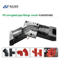 PP Elbow Pipe Fitting Mould with 1 Cavity