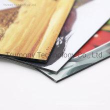 2mm 3mm High Glossy Advertising Digital 3D UV Printing Board Shopfront Billboard Denoter ACP Aluminum Composite Panels