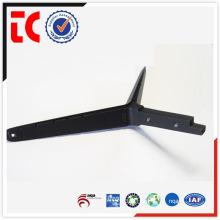 China famoso aluminio piezas de fundición / adc12 fundición de aluminio pieza / marco de apoyo para uso de pantalla