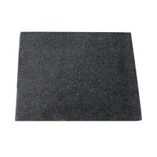 quadratische / rechteckige Platte aus Granit mit Politur
