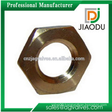 1/8'' or1/4'' or 3/4'' or 1'' or 2'' or 3'' china manufacture made in china factory price cw617n copper screw nut for pipes
