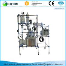 TST-250MS 250L single layer high pressure reactor vessel