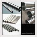 Tubo decorativo de acero inoxidable AISI 201202301304316 más vendido