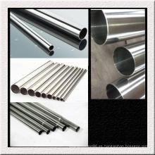 Tubo flexible de acero inoxidable corrugado