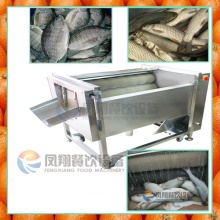 Industrial Automatic Fish Scale Removing Scaling Processing Machine