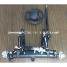 Chassis kit with high hardness