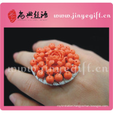 Guangzhou Shangdian Summer Style Beaded Craft Ring