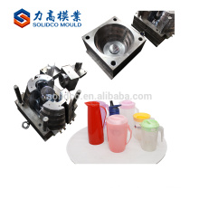 New design plastic water jug mould with handle and color cap