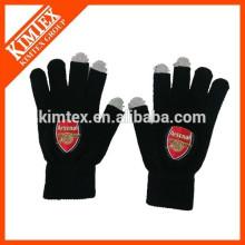 Оптовые зимние акриловые перчатки с сенсорным экраном