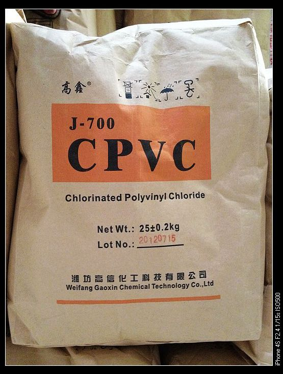 CPVC Compound For CPVC Fitting