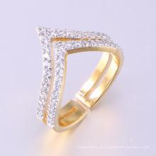 spätester Goldfingerring entwirft Goldschmucksacheluxuxgroßer Steinfrauenring der Art und Weise18