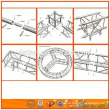Beleuchtung Aluminium Fachwerksystem für Fachwerk Messestand und andere Nutzung Hersteller
