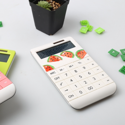 creative logo diy calculator