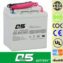 12V26AH Bateria solar GEL Bateria Produtos padrão Bateria de armazenamento