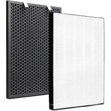 H11 H12 H13 Actived Carbon Replacement High Efficiency HEPA Filter for  Bissell Air 220 & Air 320 Air Purifiers