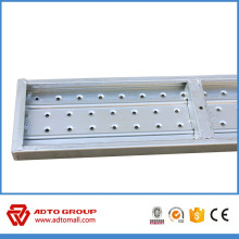 Factory price perforated metal catwalk with hooks made in China for mauritius